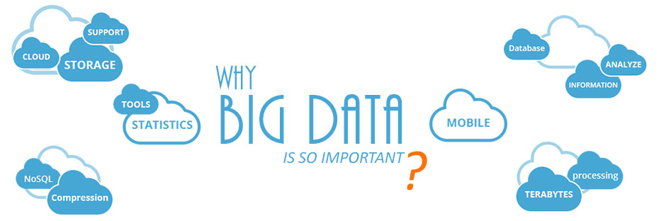 The importance of Big Data