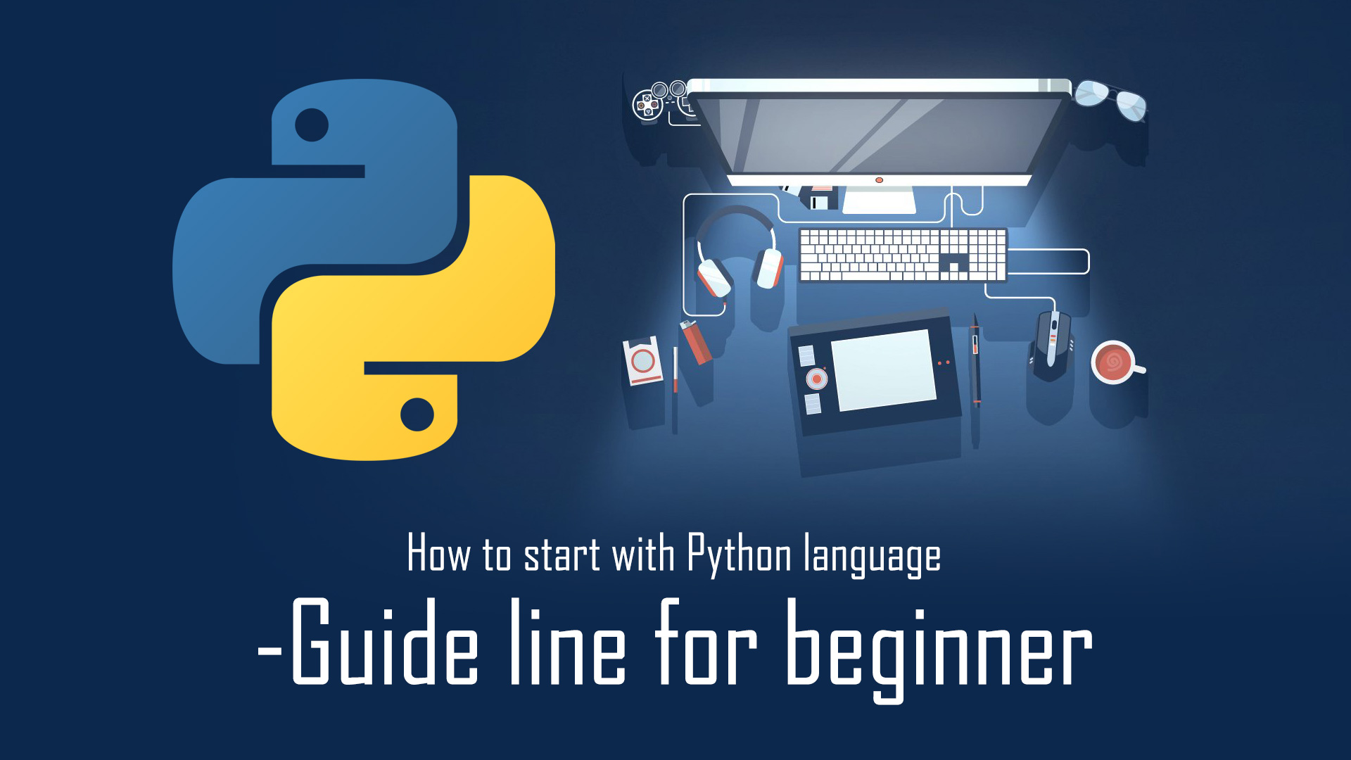 python language for beginners pdf