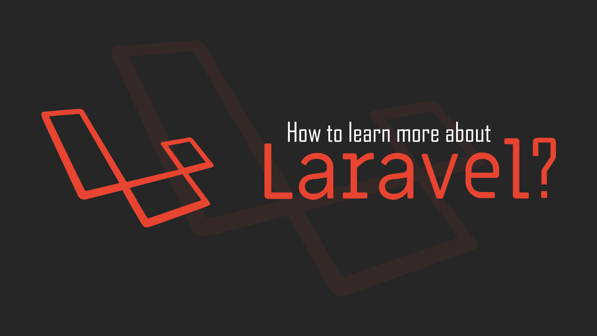 How To Make Web App Development Simpler With Laravel
