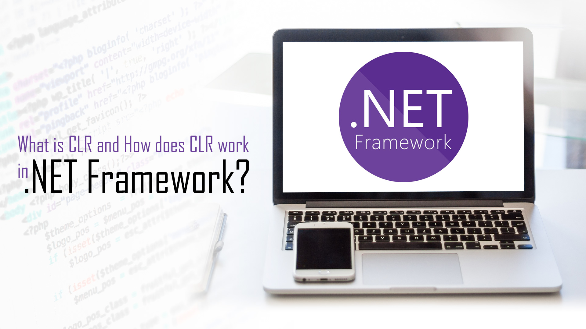 How does clr work in dot net framework loginworks softwares pvt how does clr work in dot net framework pooptronica Images