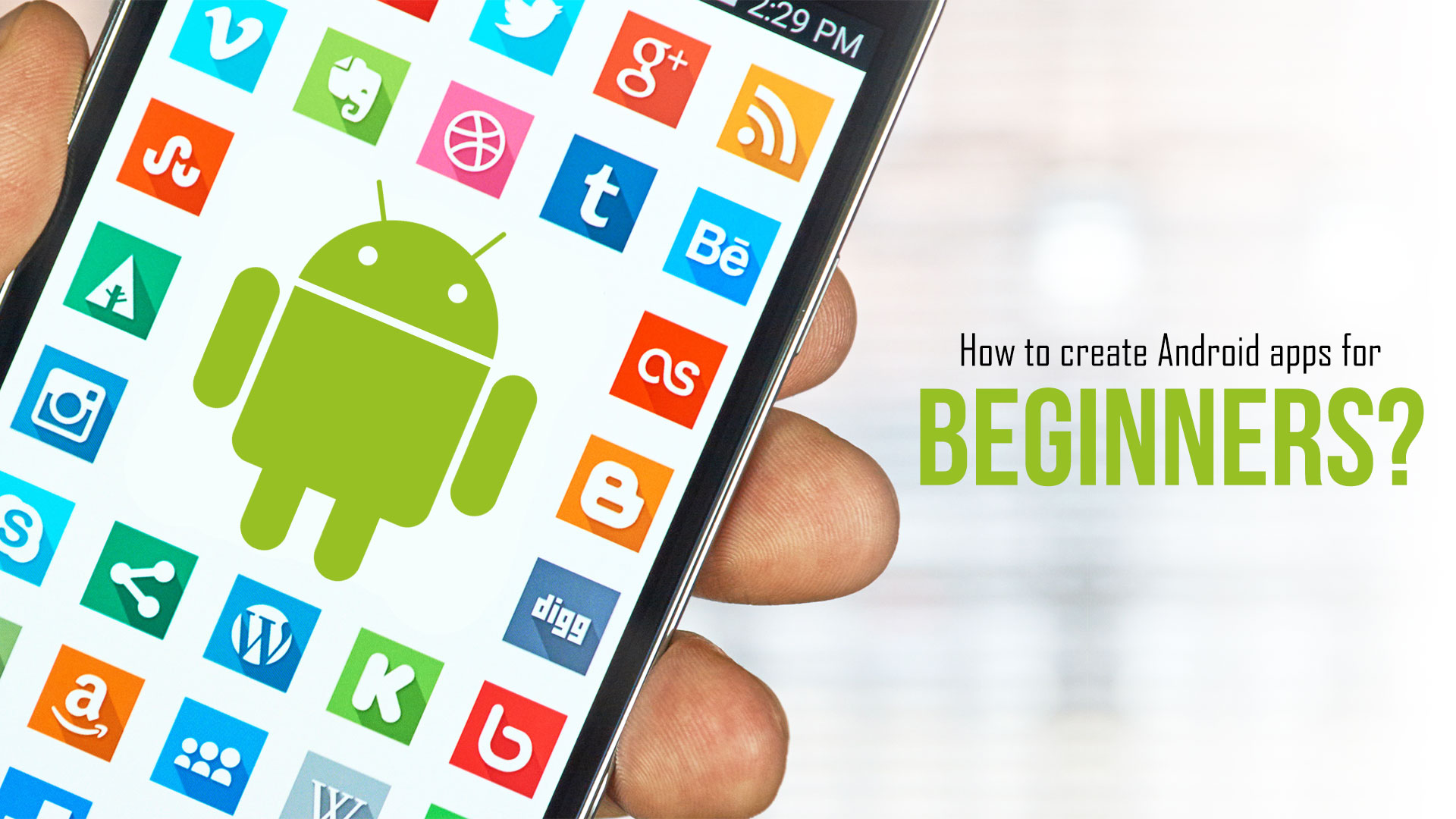 How create dating apps for android