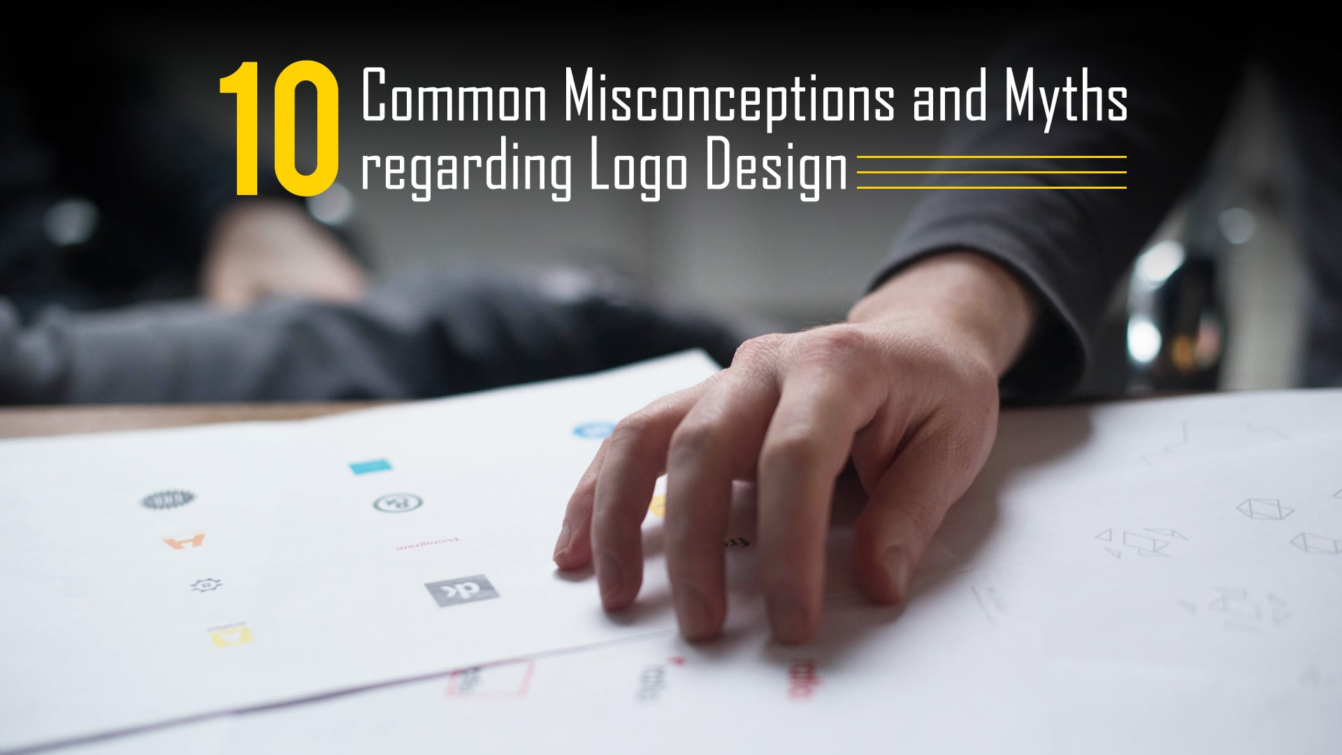 10 Common Misconceptions And Myths Regarding Logo Design