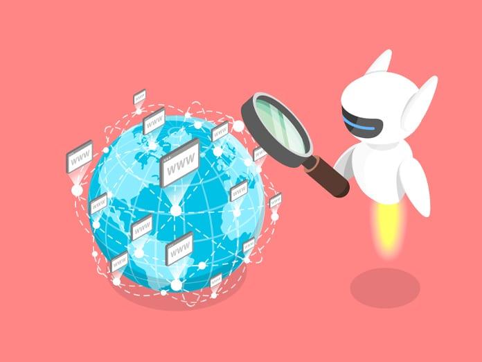 Search Engine Crawling Bot